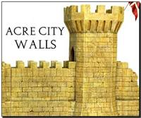 Acre City Walls