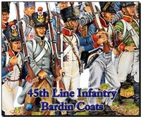 60mm French 45th Line Infantry
