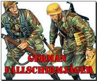 German Paratroopers