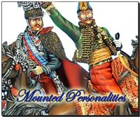 Mounted Personalities