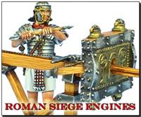 Roman Siege Engines