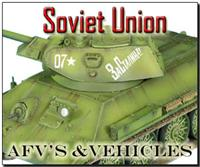 WWII Russian Vehicles & AFVs