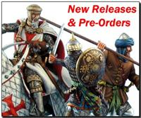 New Crusades Figures