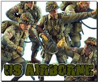 Normandy US Paratroopers