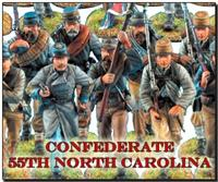 Confederate 55th NC