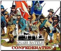 60mm Mass Battle Confederates