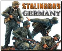 Stalingrad Germans