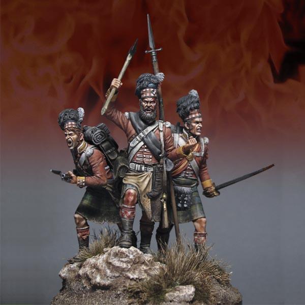 first legion figuren
