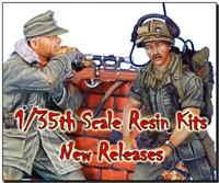 1/35th New Kits