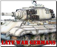 Late War Germans