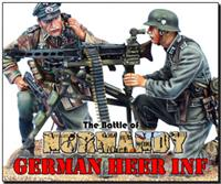 Normandy German Heer Infantry