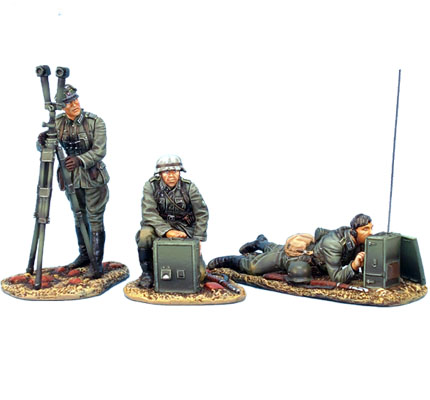 German war officer make order - 4 4
