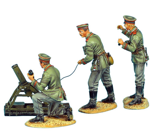First Legion WWI Toy Soldiers